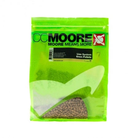 CCMoore Live System Pellets 10mm