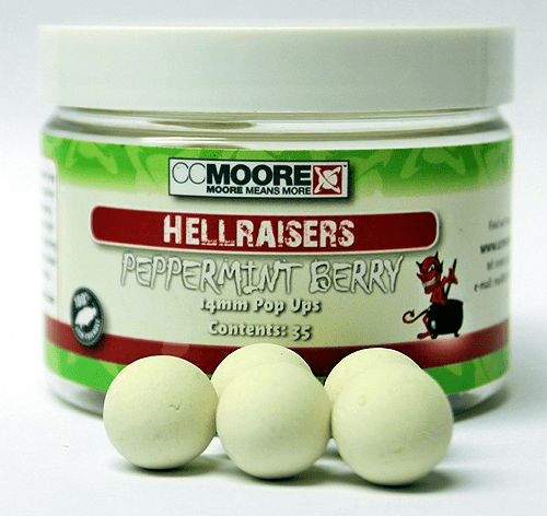 CCMoore Peppermint Berry Popup Boilies